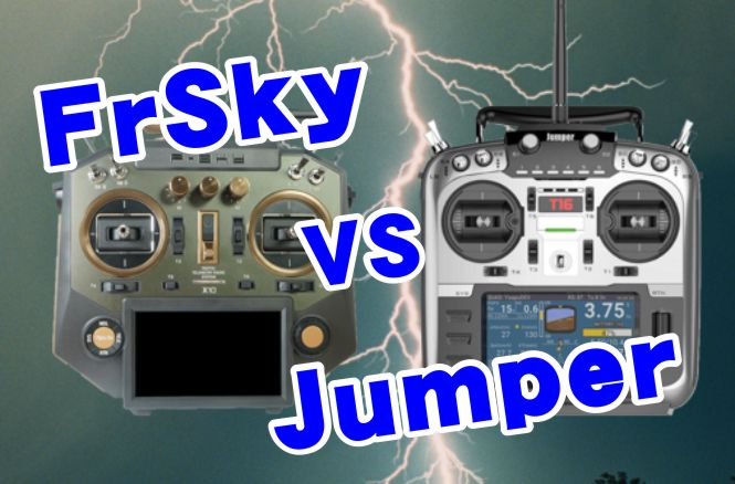 FrSky VS Jumper